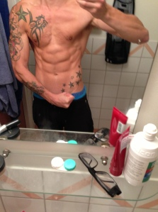 Fred Joh Abs FTW