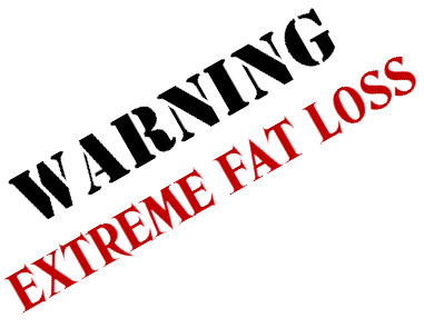 warning fat loss